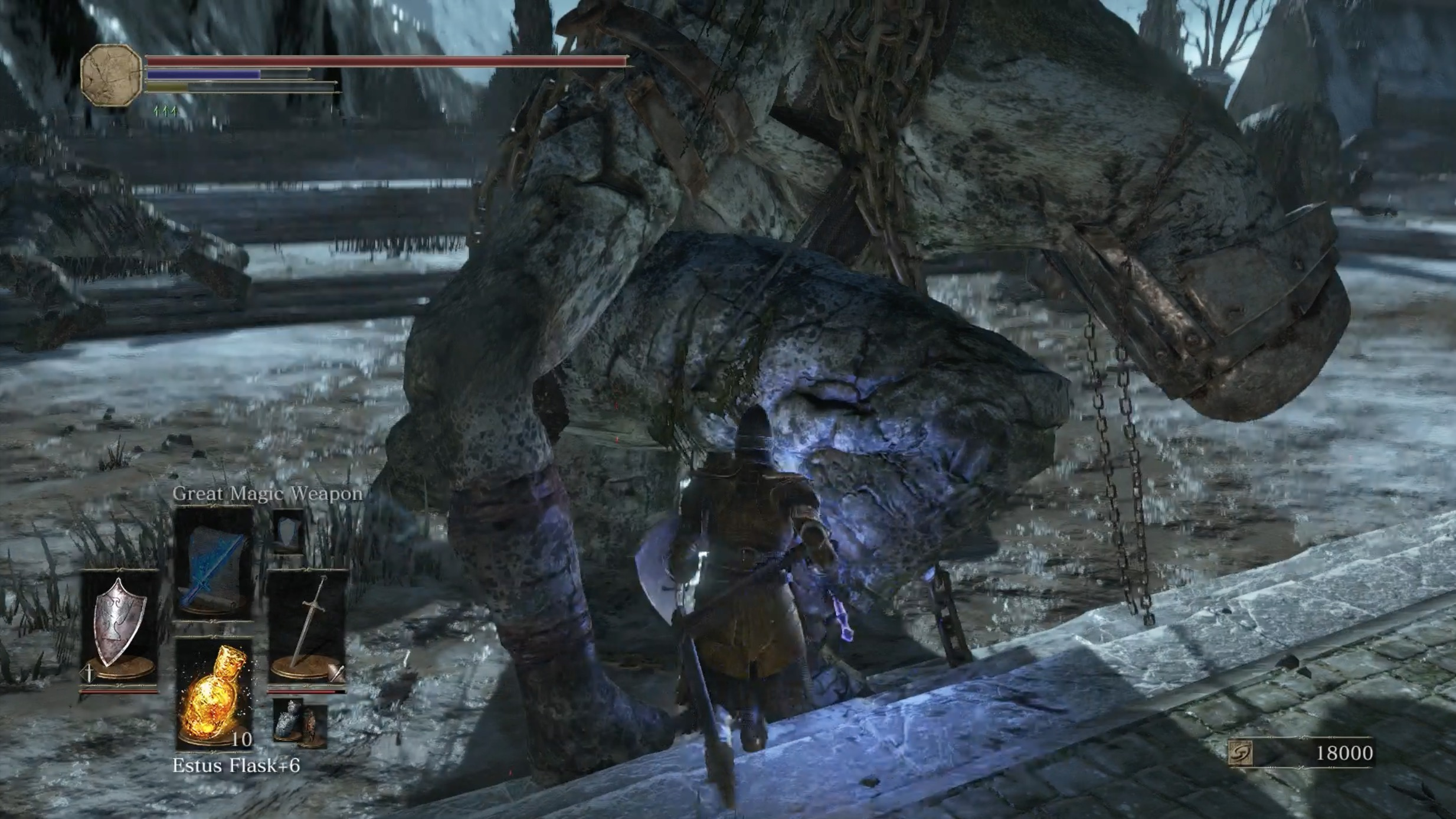 Dark Souls 3: Irithyll of the Boreal Valley walkthrough