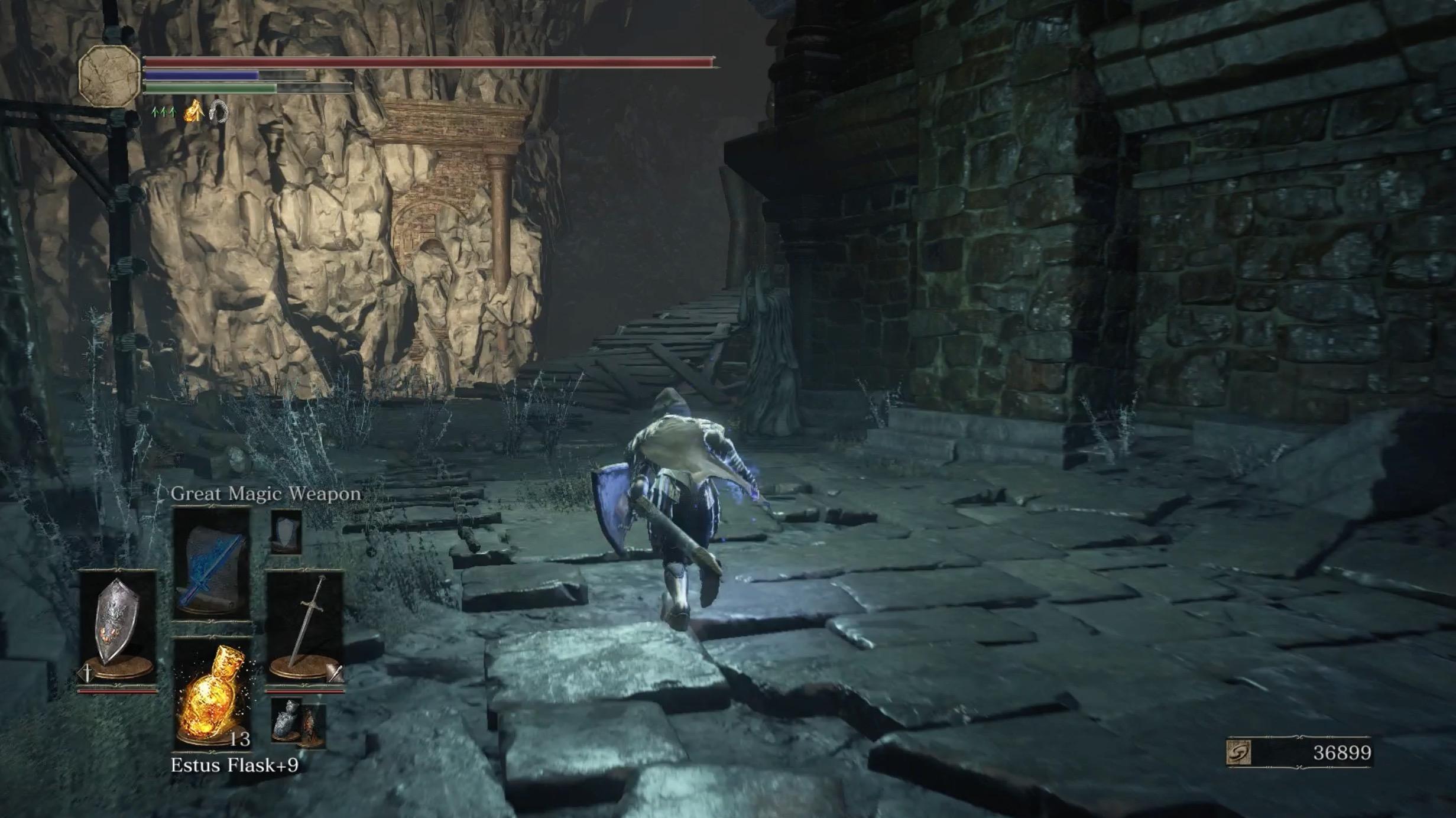 Dark Souls 3 Profaned Capital Walkthrough Polygon
