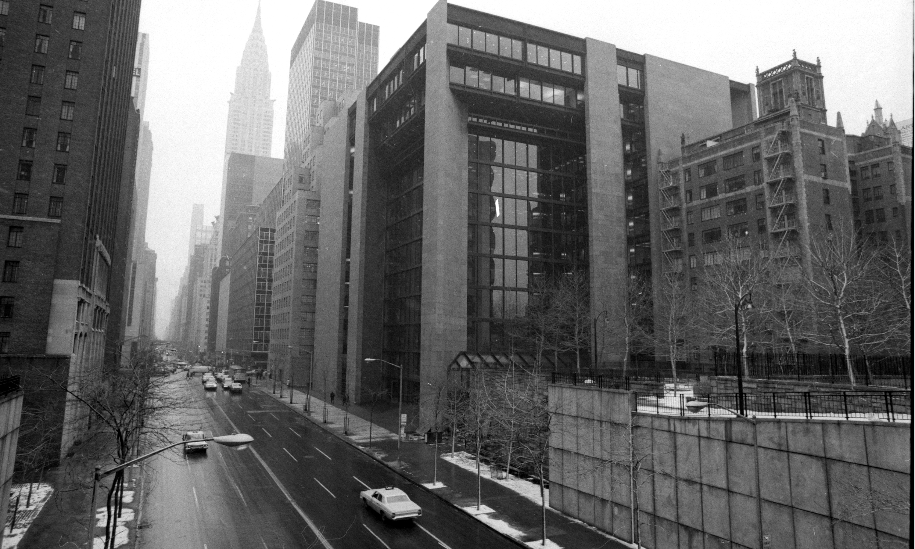 Inside the proposed changes to the landmarked ford foundation curbed ny