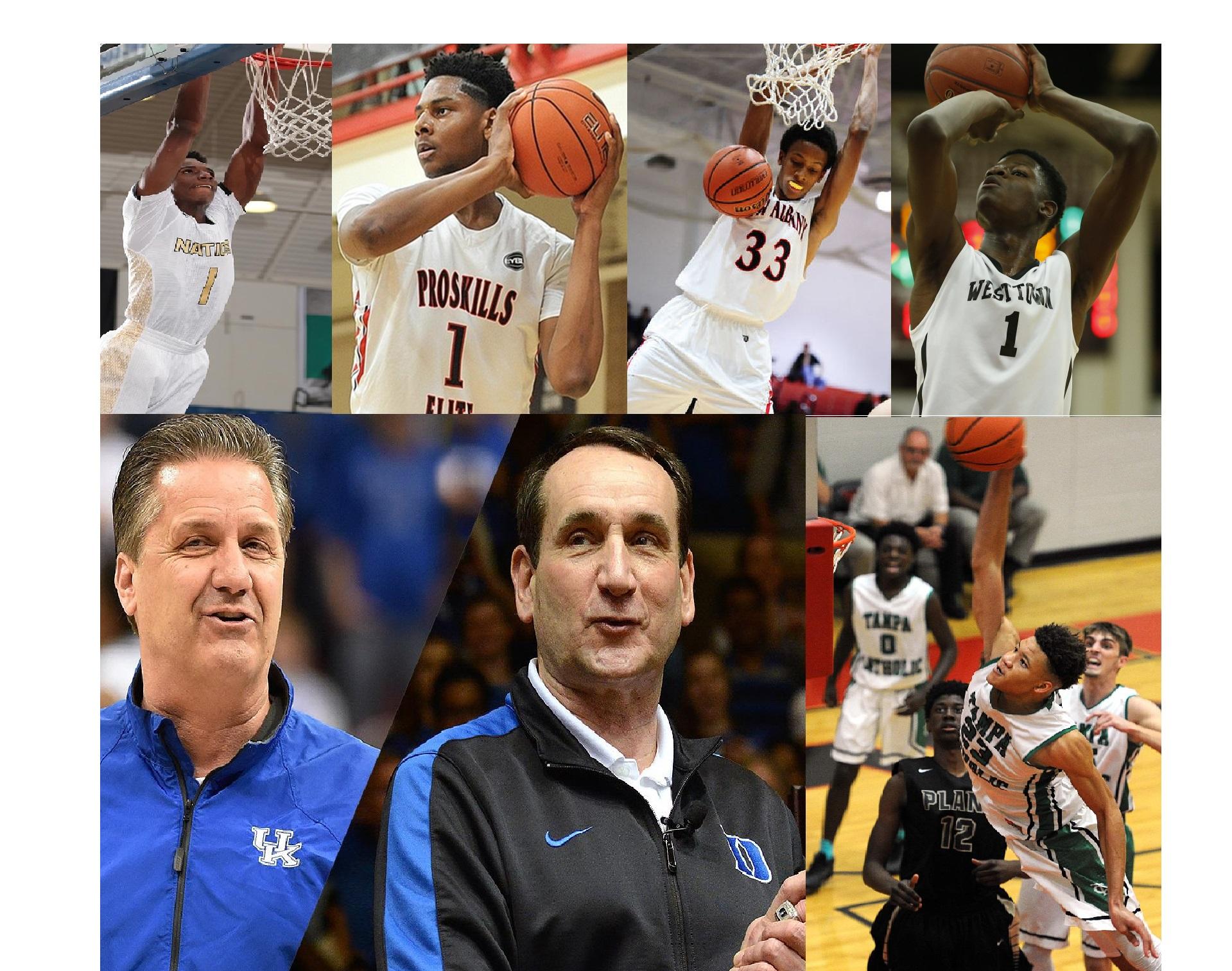 Kentucky Basketball Recruiting In 2017 Class: Kentucky Basketball Recruiting: Evan Daniels On Marques