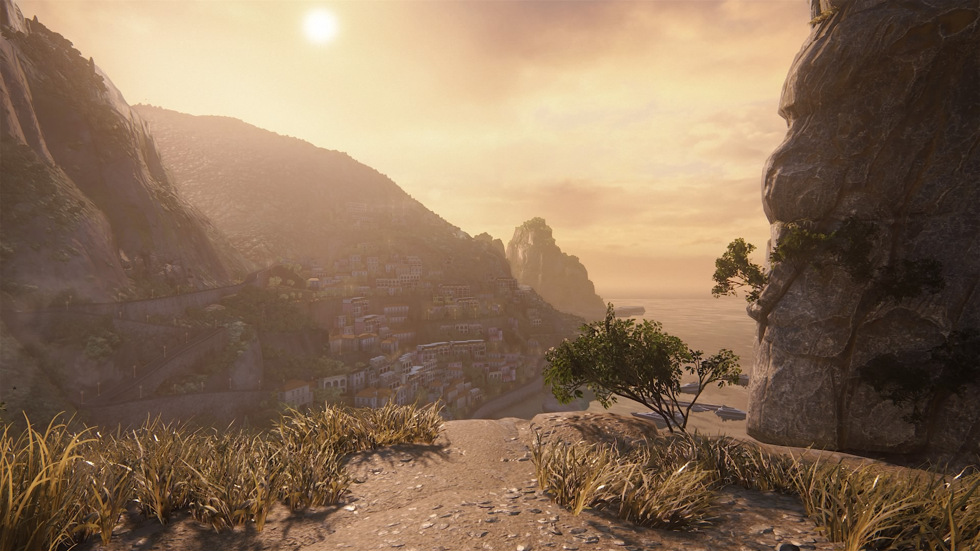 The stunning landscapes of uncharted 4 a thief s end for Landscape pictures