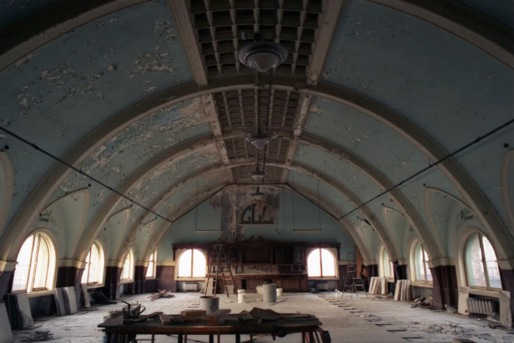 Exclusive First Look Into The Divine Lorraine Renovations