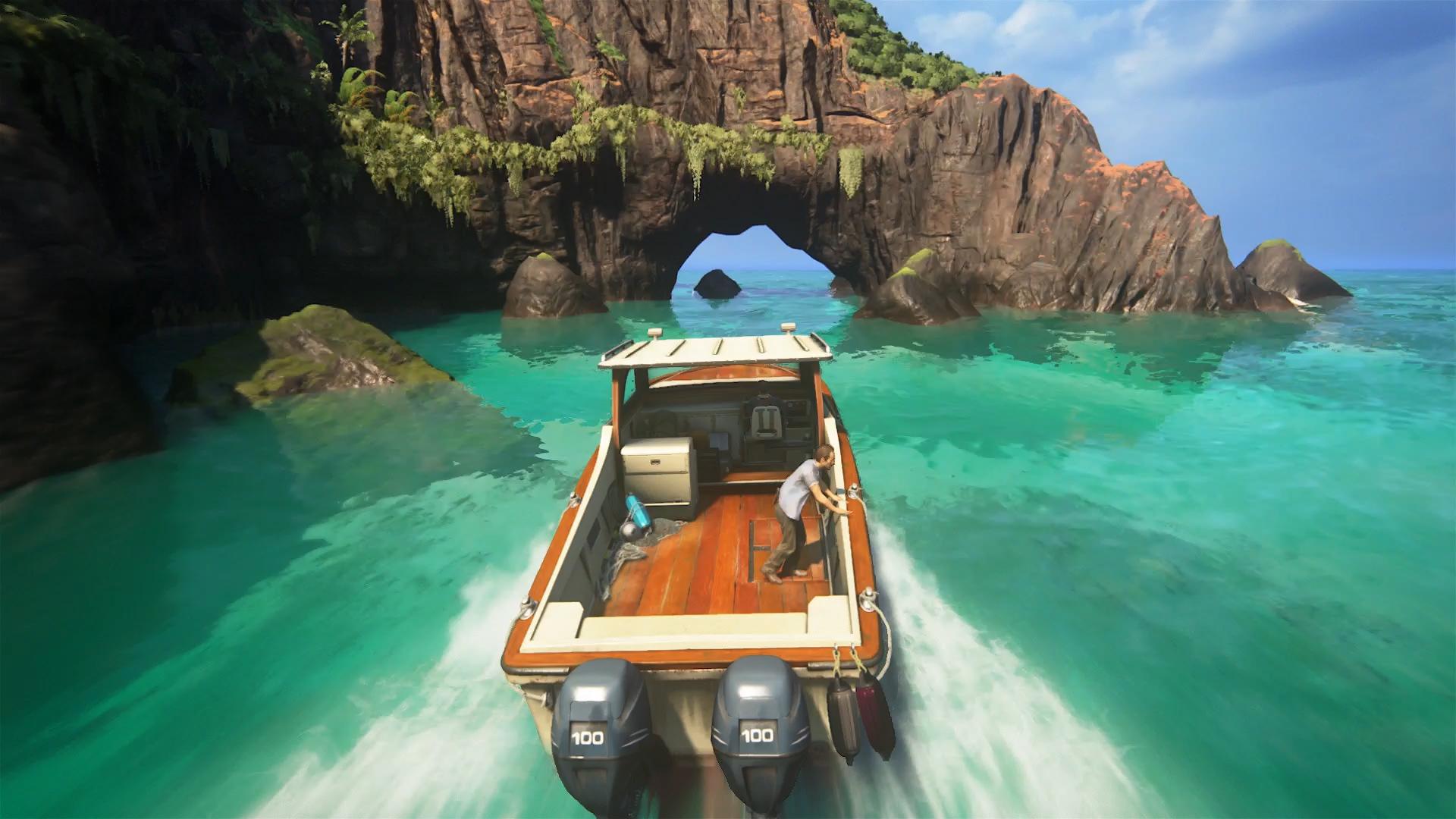 Rock Ledge Off Treasure Island