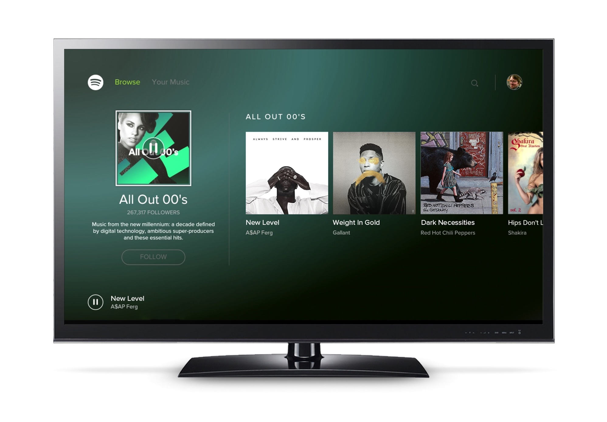 Spotify is now available on Android TV - The Verge