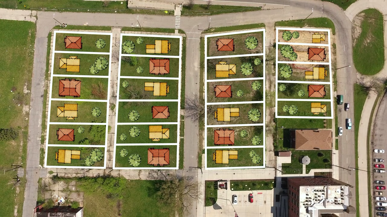 A Community of Tiny Homes Could Help Detroits Homeless Curbed