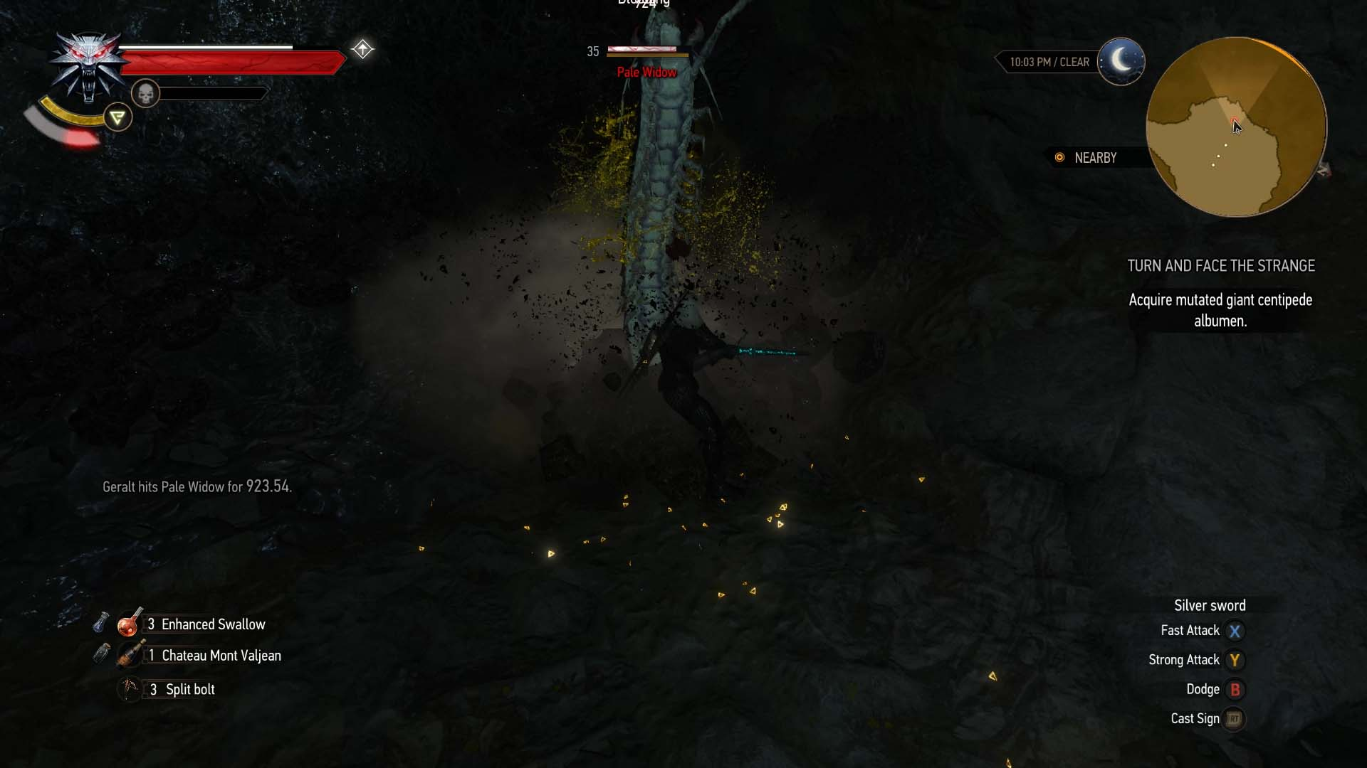 witcher 3 how to get ability points
