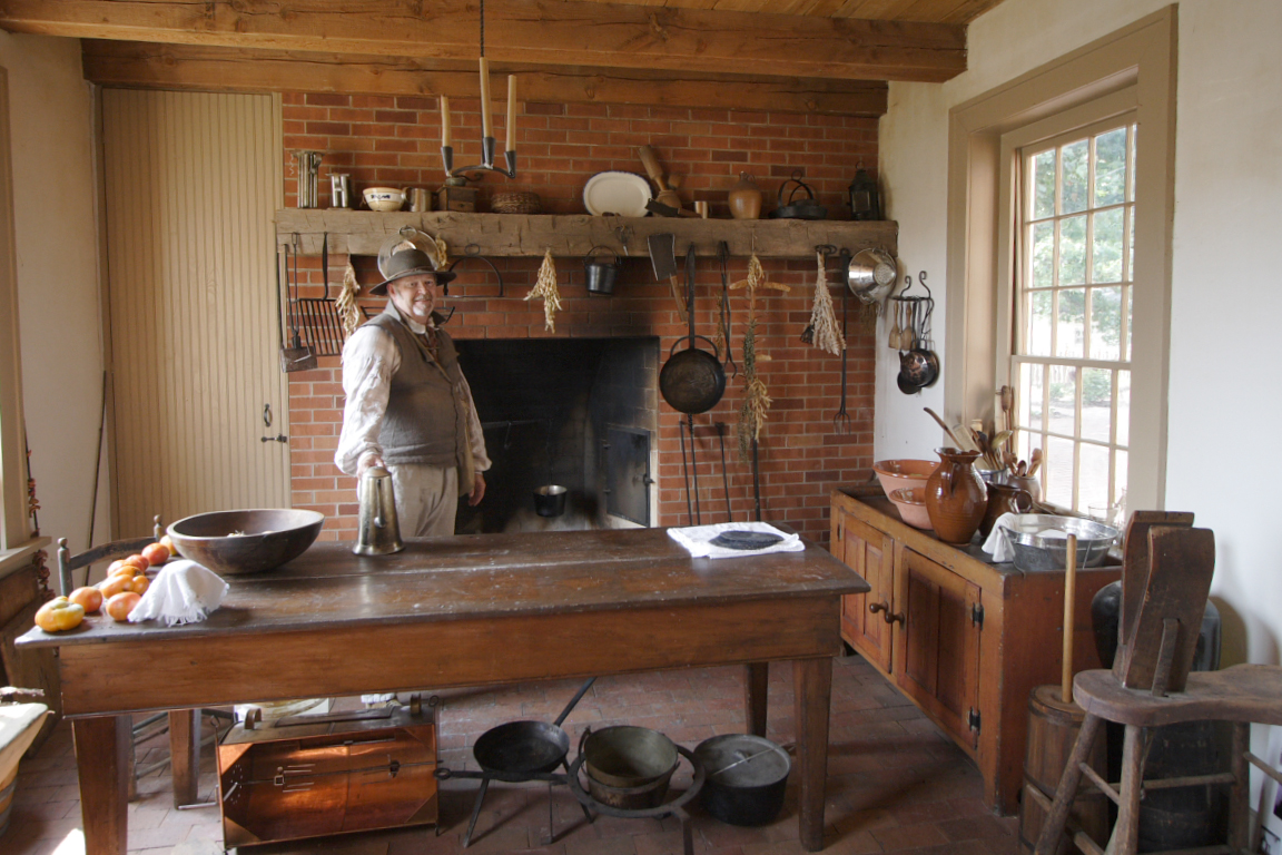 Kitchen For Older Homes Historic Homes 101 What Exactly Is A Summer Kitchen Curbed