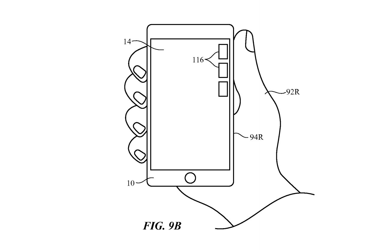 apple files patents for a touch-sensitive stylus and hand-detection technology
