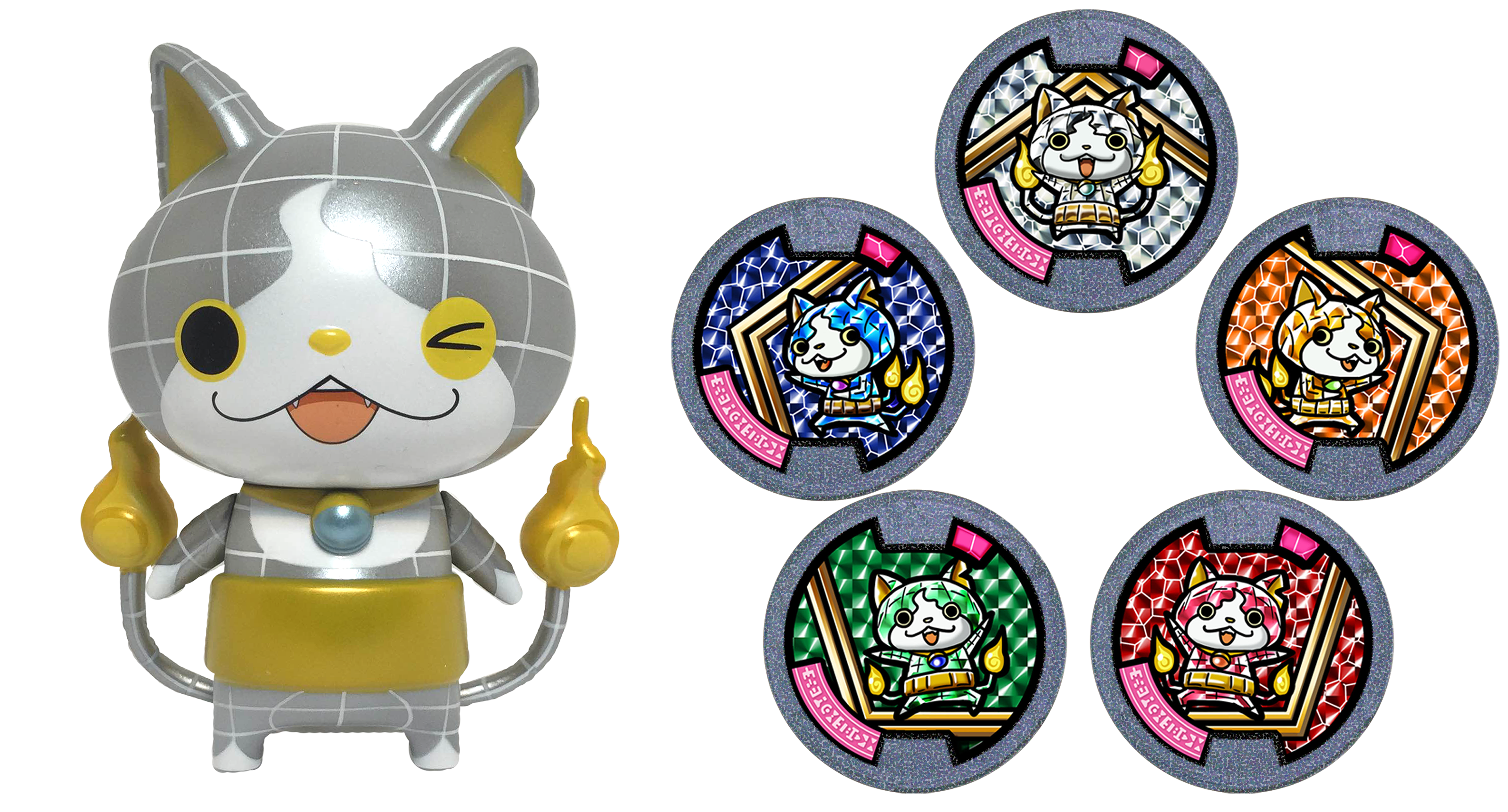 Yo kai watch heads to san diego comic con with shiny new for Decoration yo kai watch