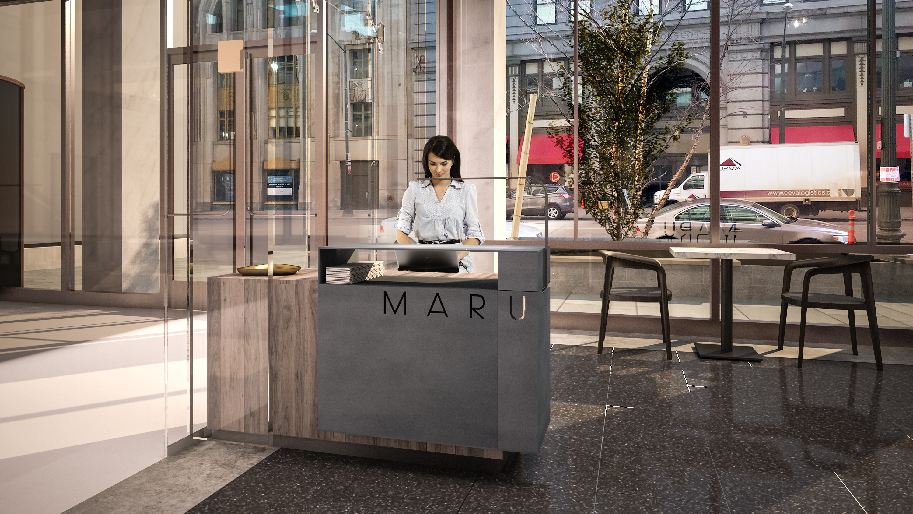Sushi bar lands in downtown detroit s federal reserve