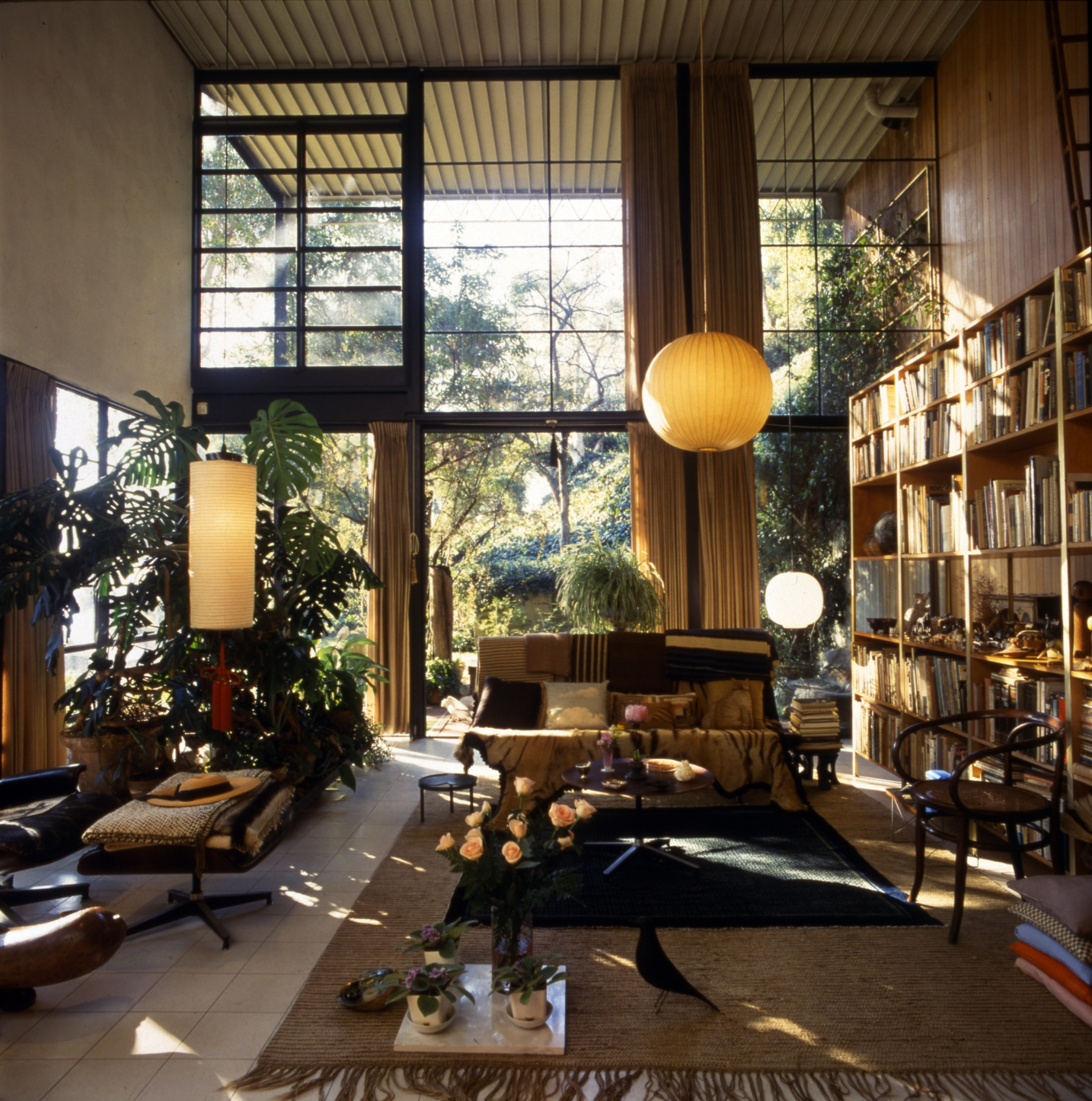 Ray Eames And The Art Of Entertaining Curbed