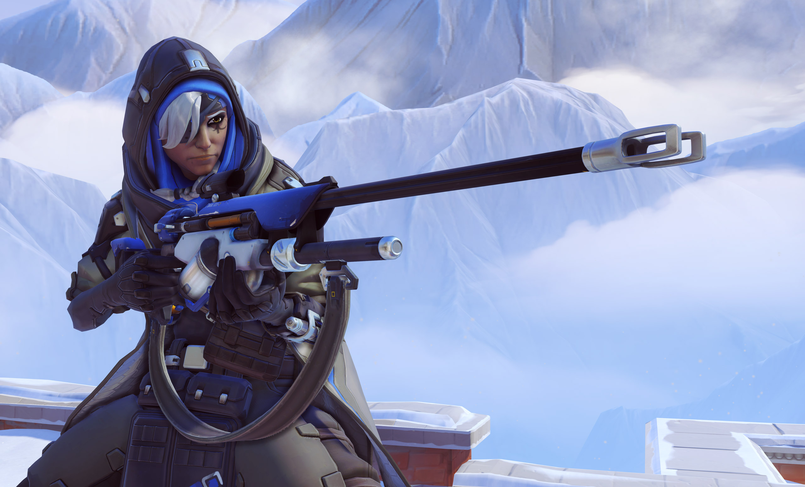 Blizzard drops first hints at next Overwatch character