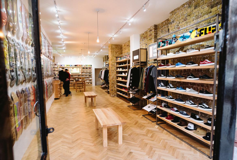Shoe Shop Bethnal Green