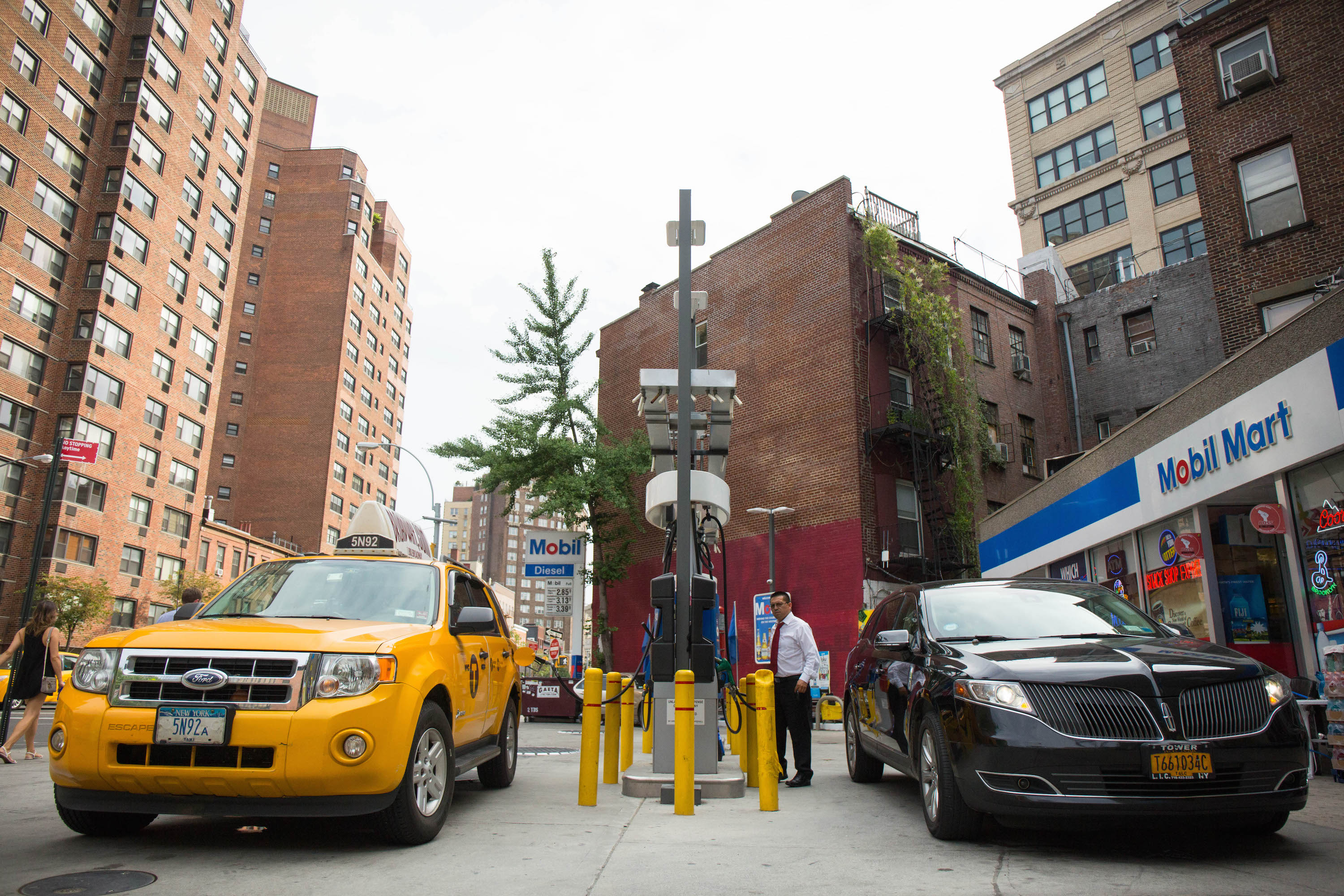 Cheap Fuel Near Me >> A Day In the Life of Lower Manhattan's Last Gas Man