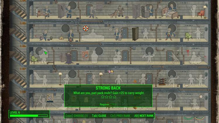 vault tec population management system bug