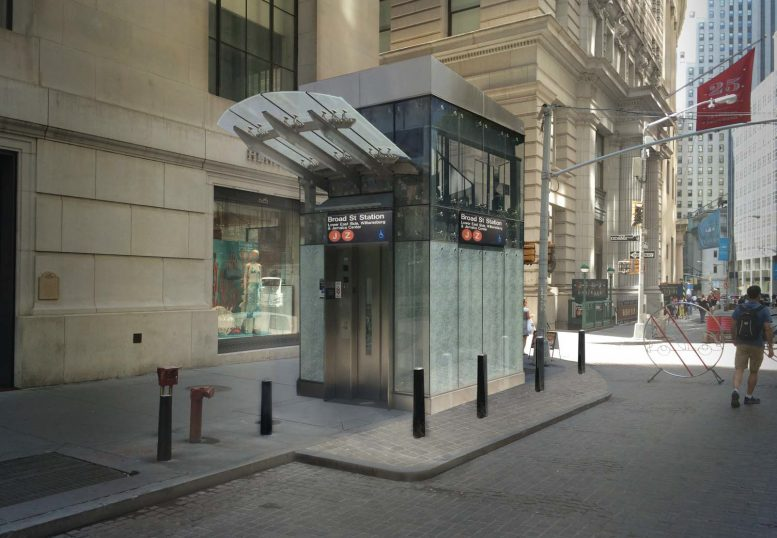 Supertall At 45 Broad Street Will Come With New Subway