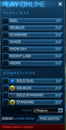 Rocket League game modes and ranking guide - Polygon