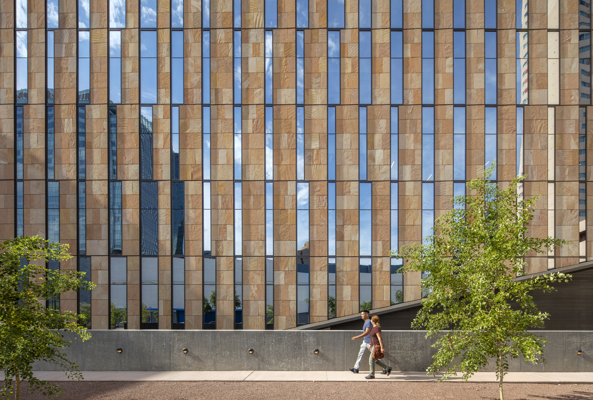 Facade: How A Radically Open New Law School Campus Hopes To Engage