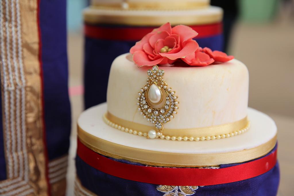 British Bake Off Wedding Cakes