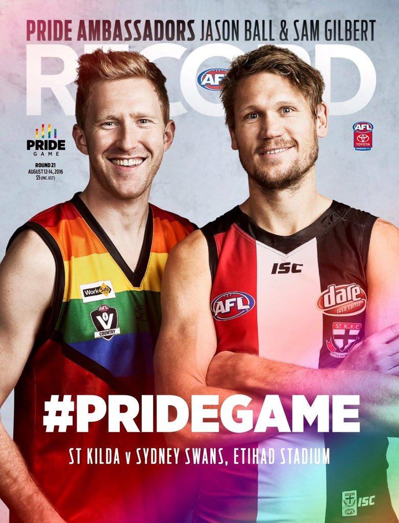 AFL Pride Game
