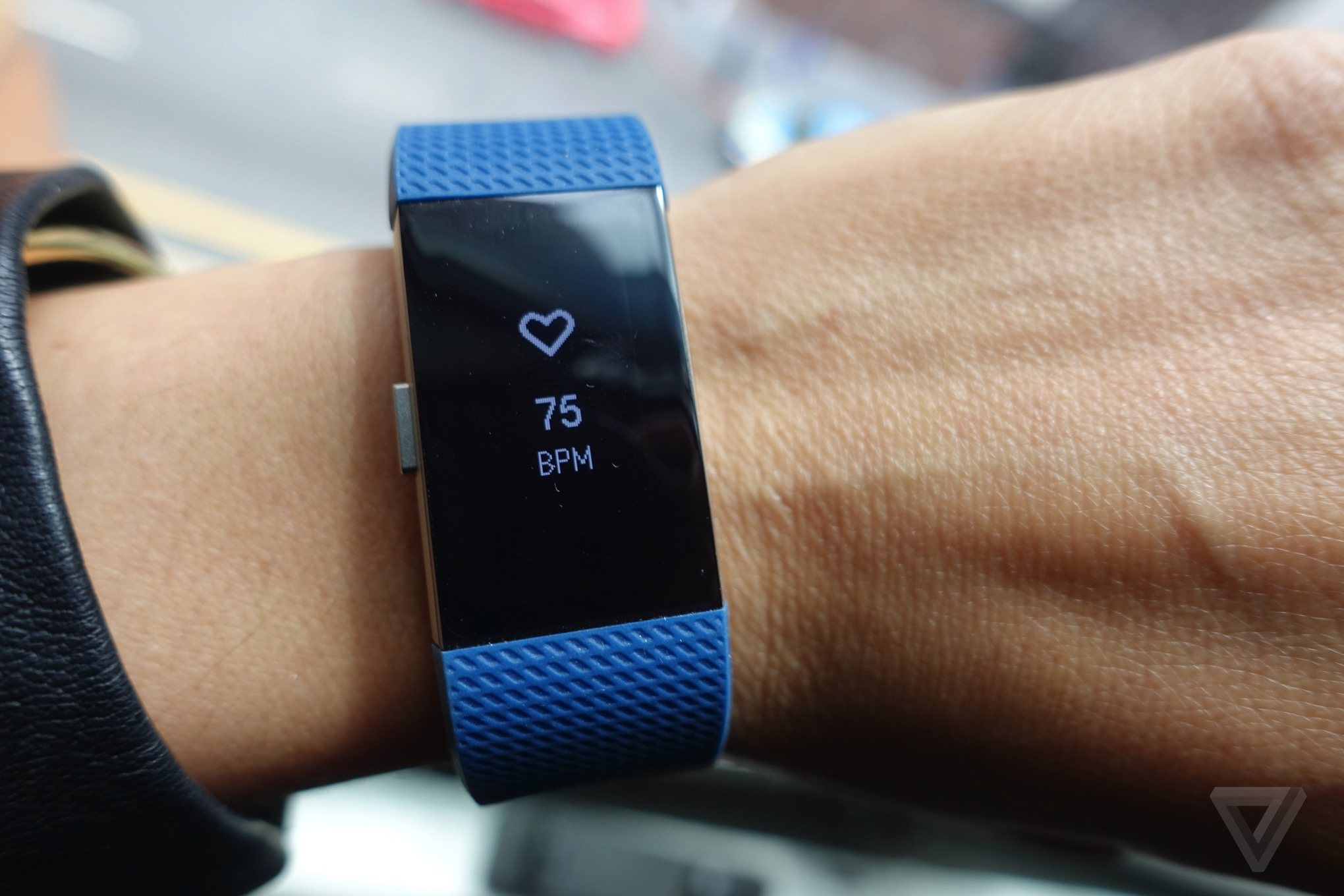 Fitbit's new Charge 2 is the follow-up to the best-selling ...