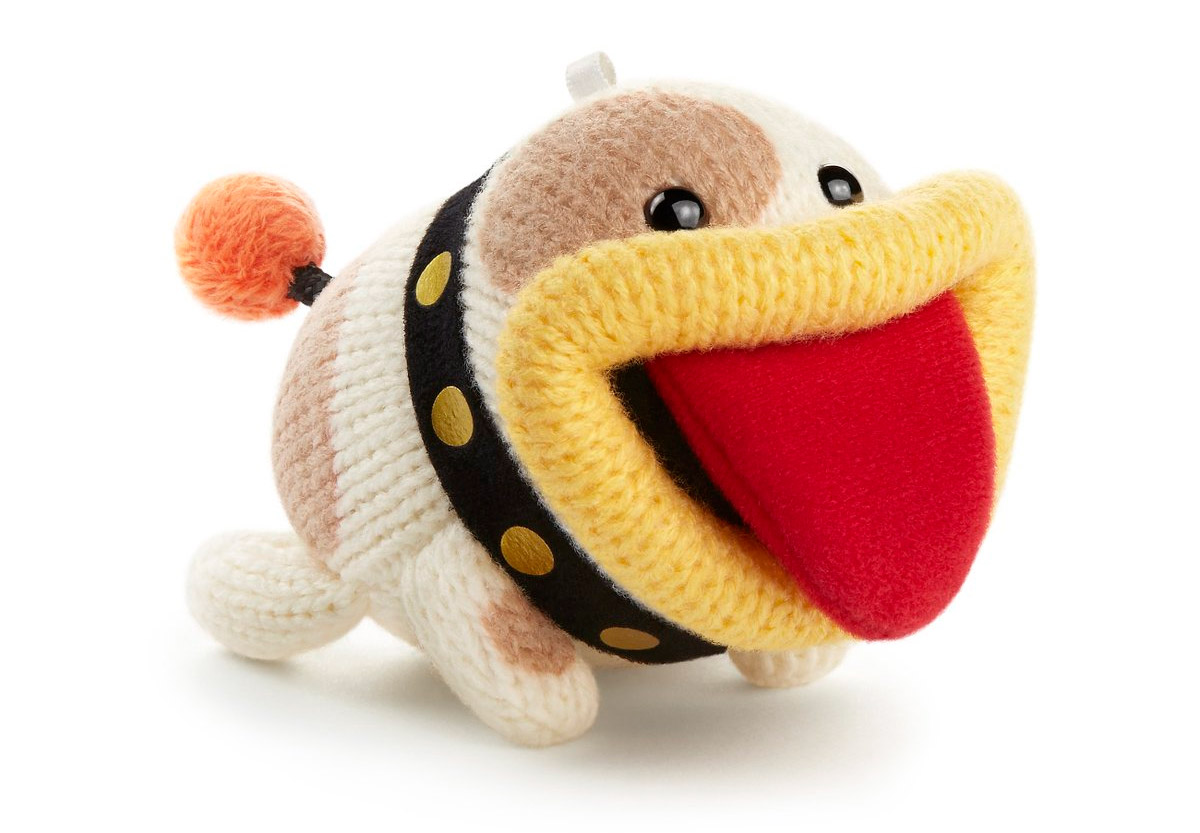 Yoshis Woolly World Coming To Nintendo 3DS With Even More