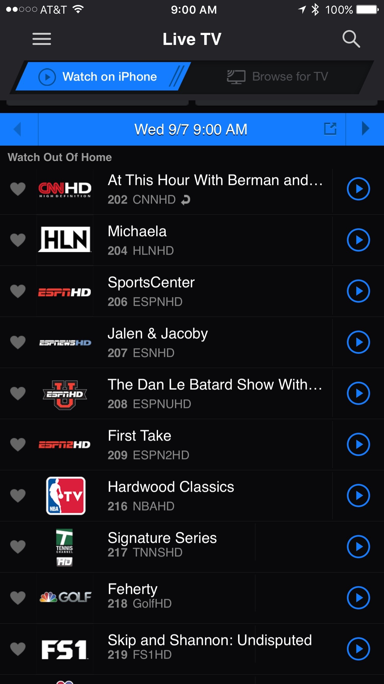 Phone Can I Watch Live Tv On My Android Phone directv expands live mobile streaming to include nearly all the dvr service is particularly interesting not only can subscribers download shows recorded a home their phone for