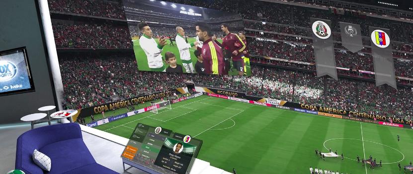 virtual football games