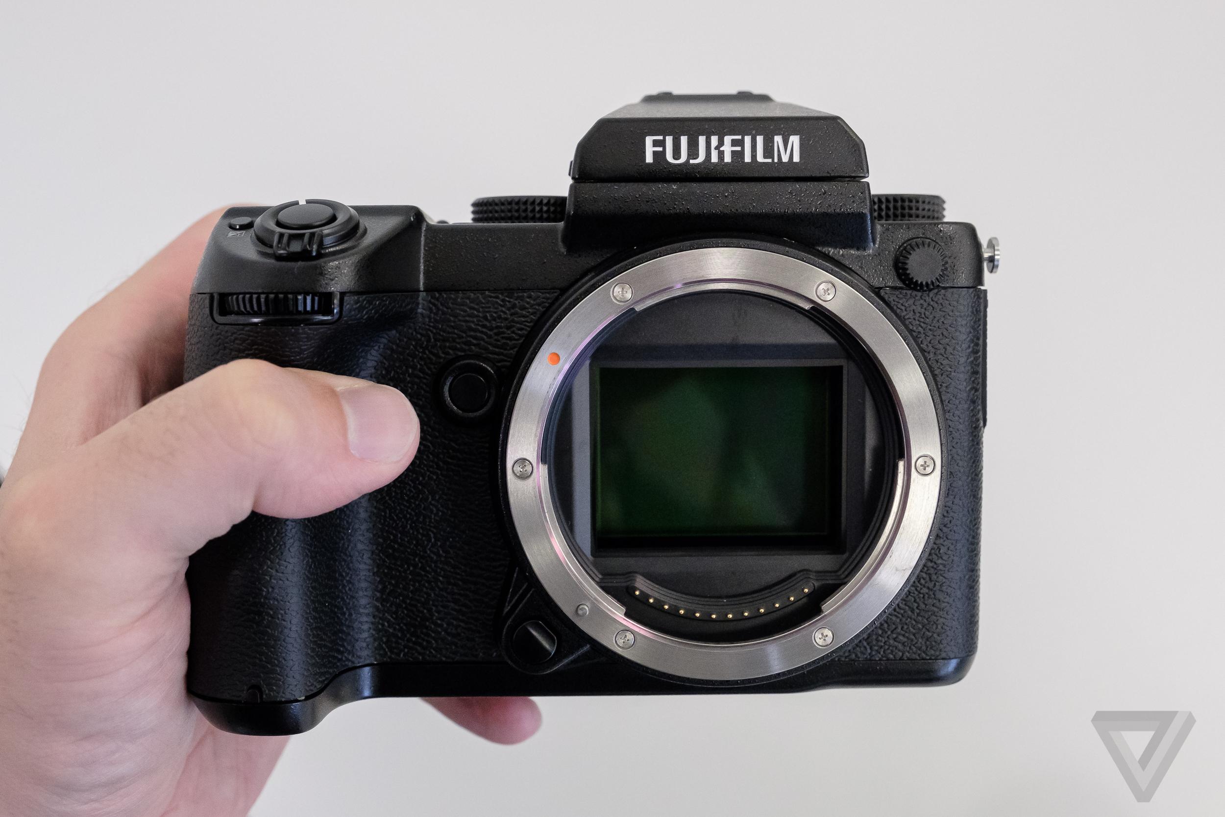 news fujifilm arrives with sensor video capture
