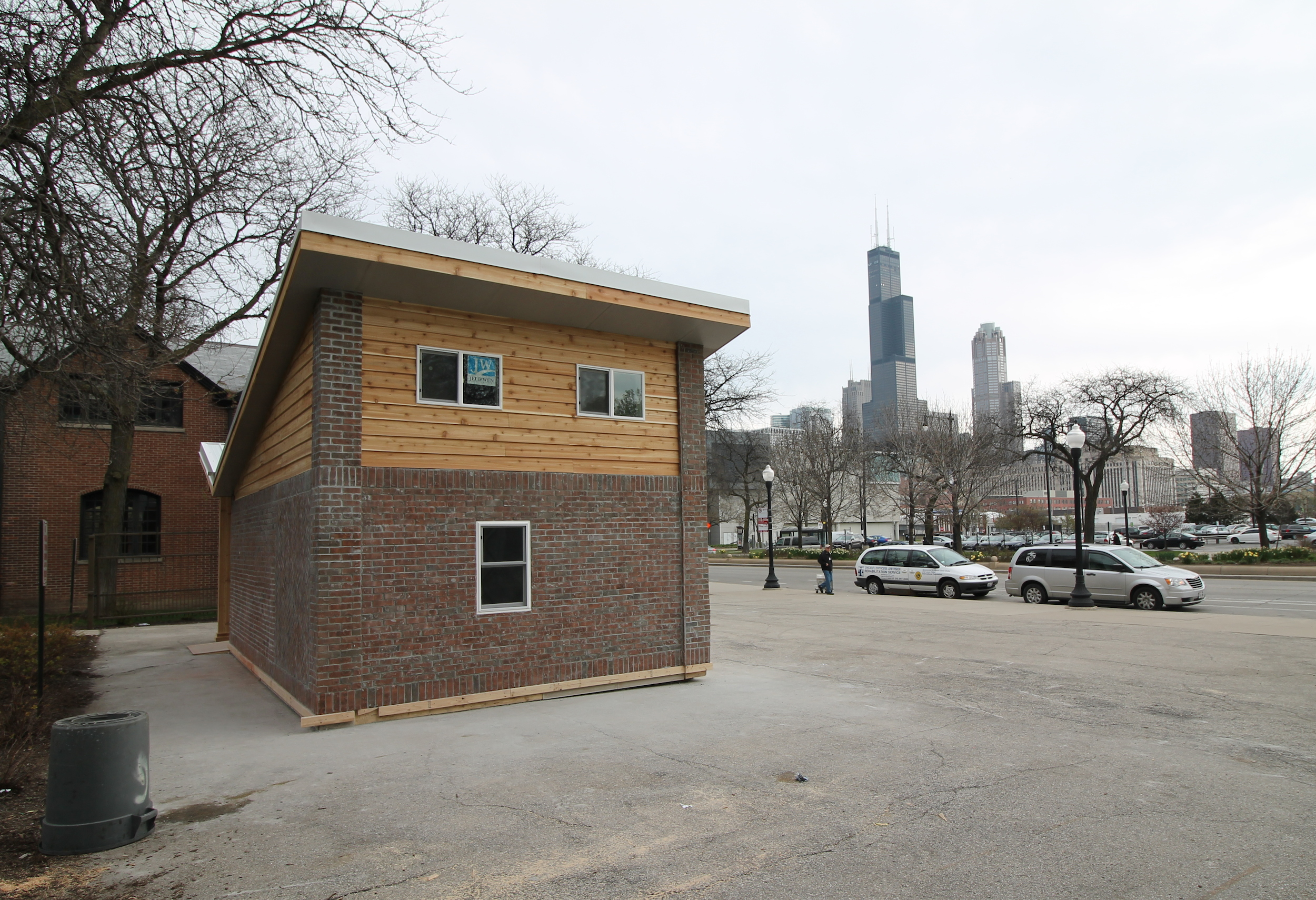 How tiny houses can help serve Chicagos homeless youth Curbed