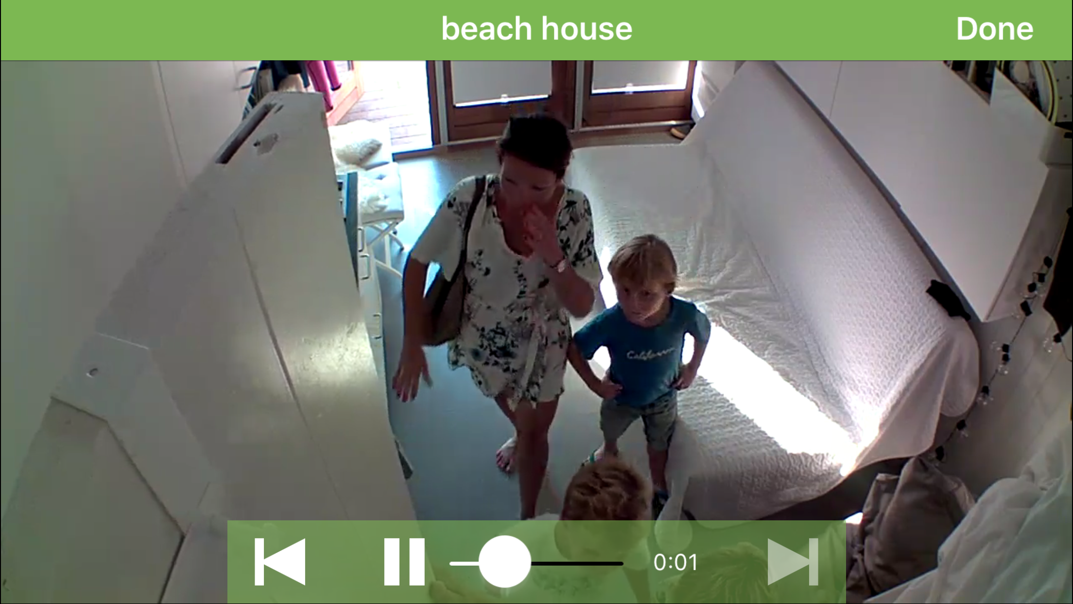 Blink Wireless Security Cameras Run For Two Years On A