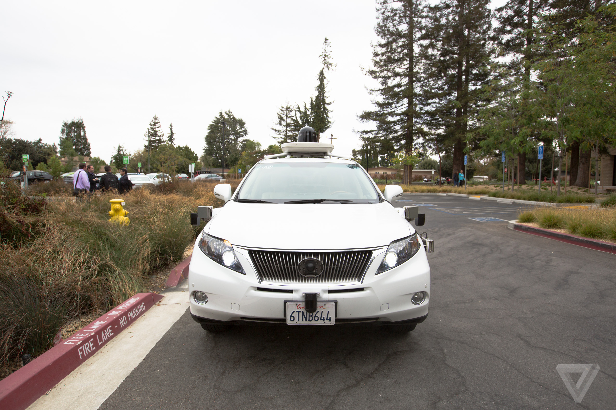 Google Car Logs An Impressive Milestone