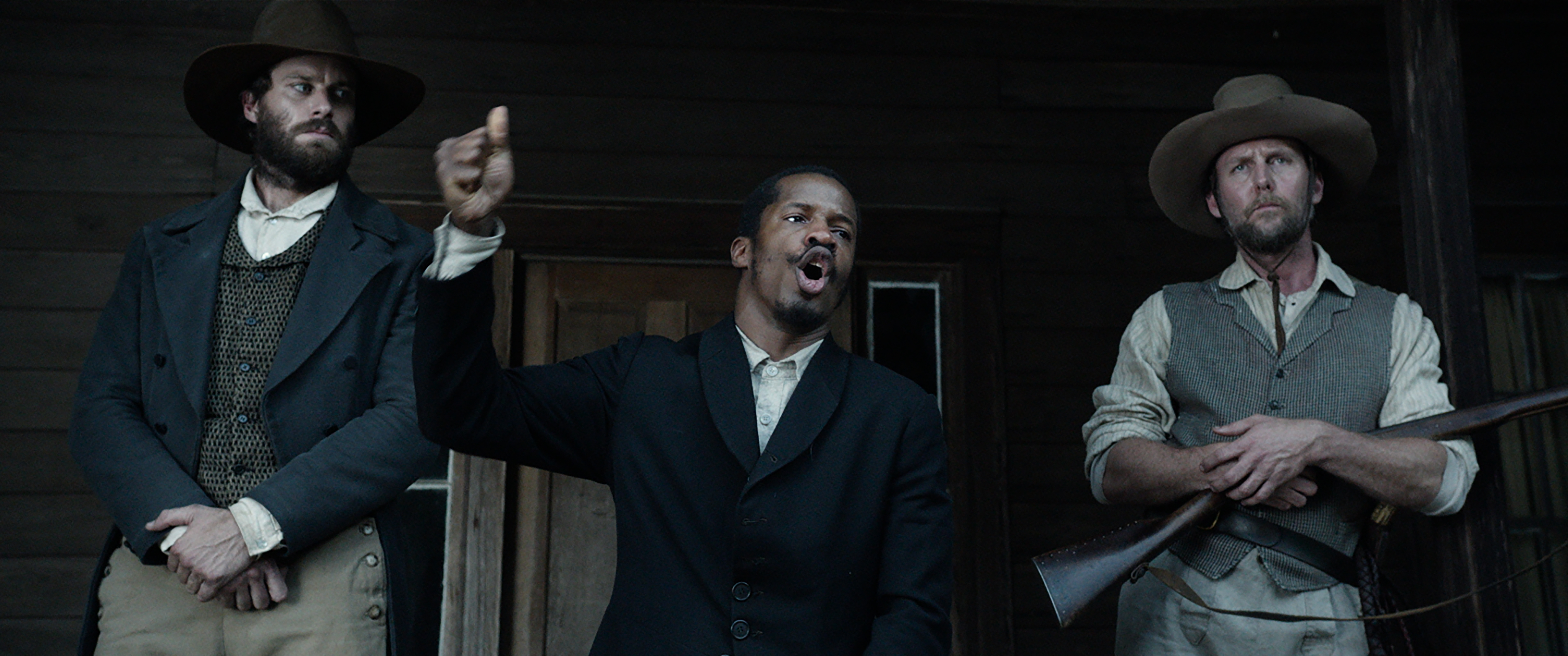 nate parker s birth of a nation is almost good enough to stand birth of a nation