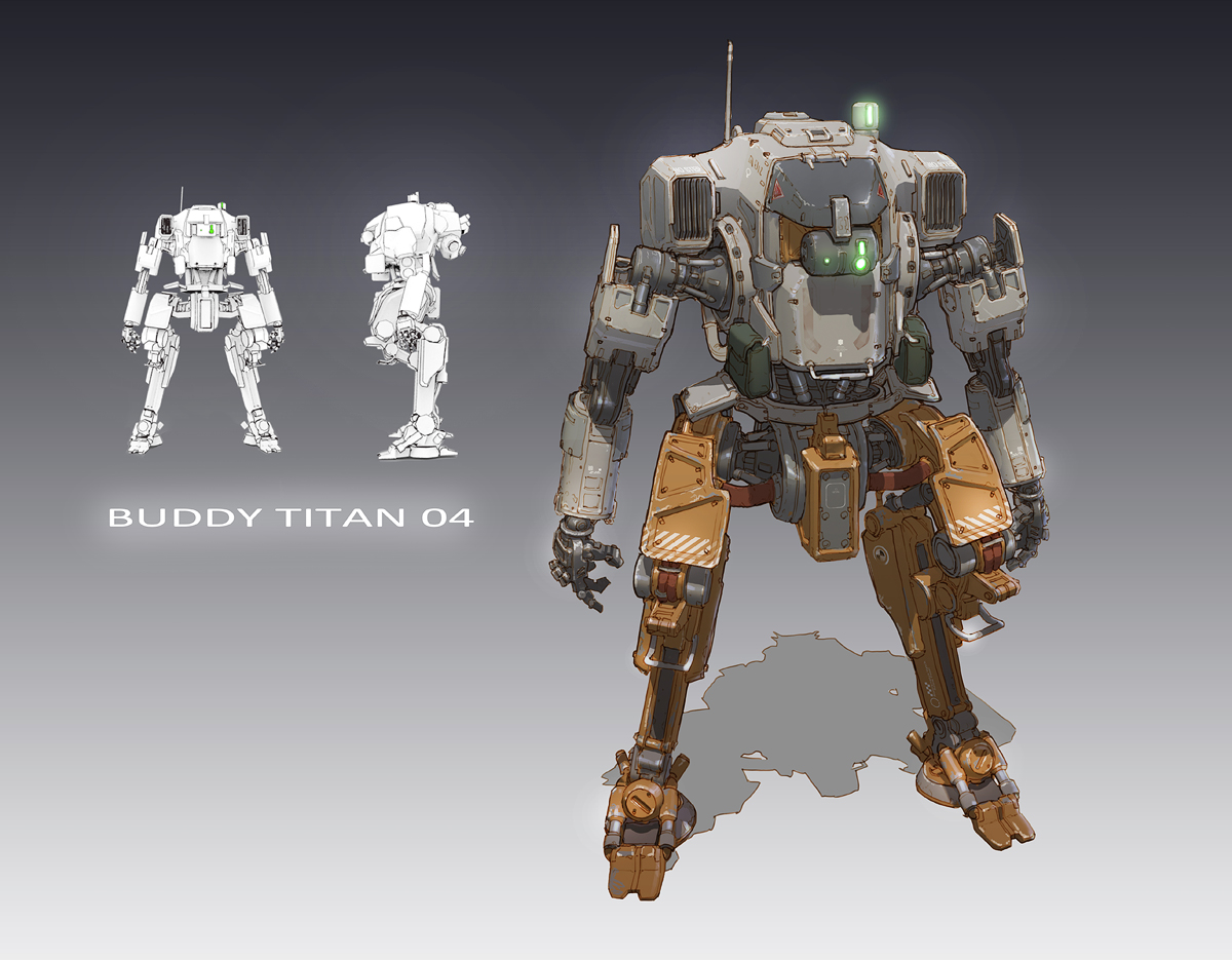 How The Team Behind Titanfall 2 Built A Titan You Ll