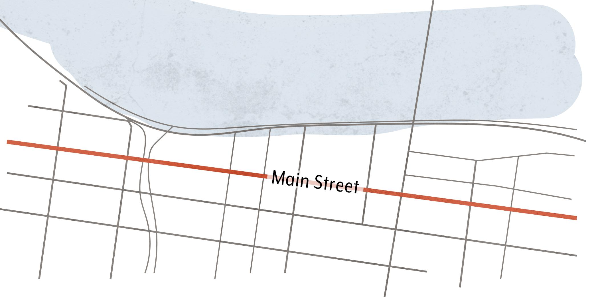 map of louisville