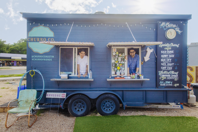 Ice Cream Food Truck Austin