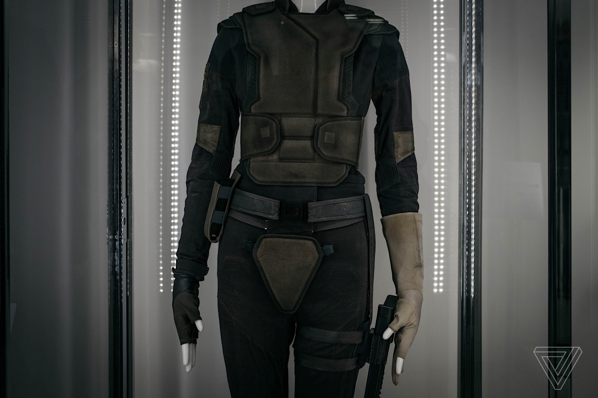 Ghost in the Shell costumes and props
