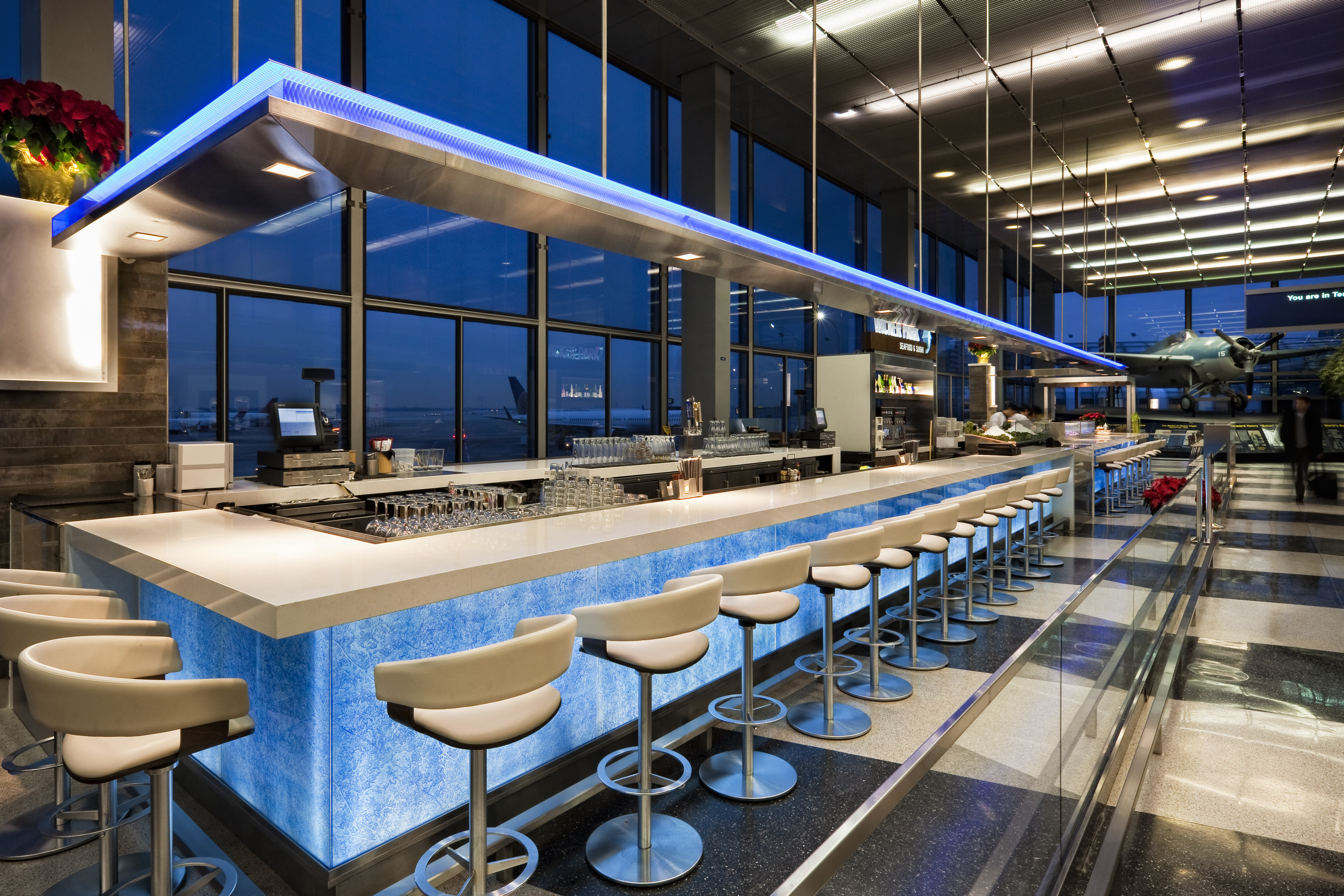 Lincoln Park Airport Restaurant Menu