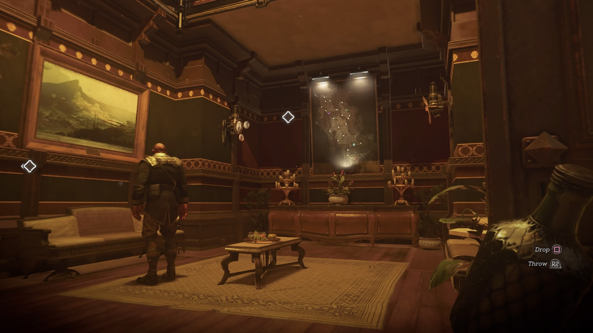 Dishonored  Safe Room