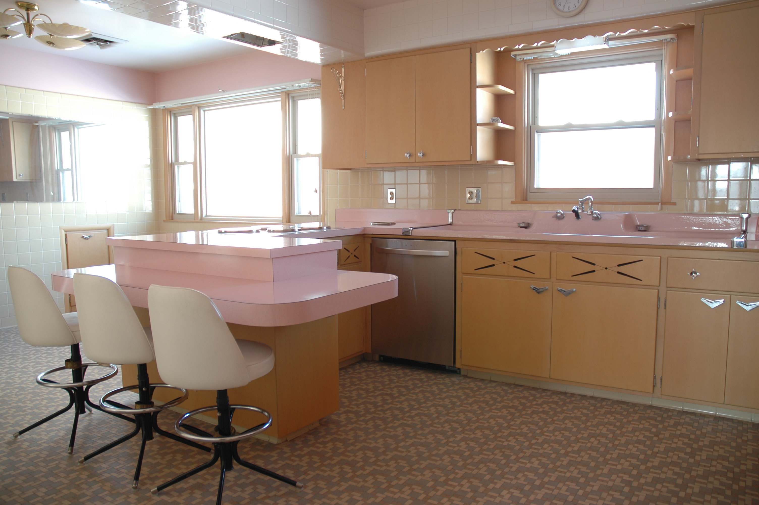 Mid Century Kitchen Remodel 20 Charming Midcentury Kitchens Ranked From Virtually Untouched