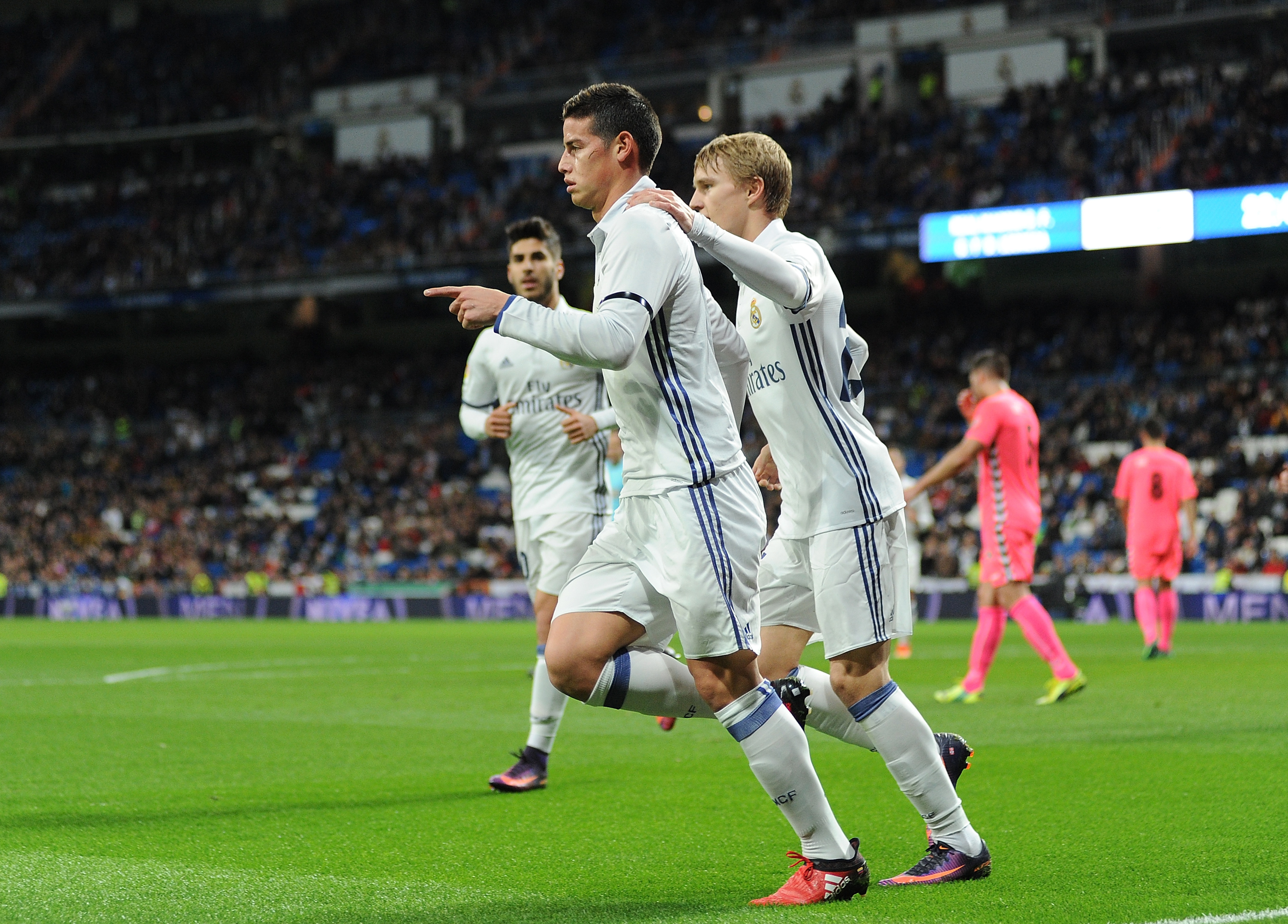 Enzo Zidane makes the flawless  start to his Real Madrid career