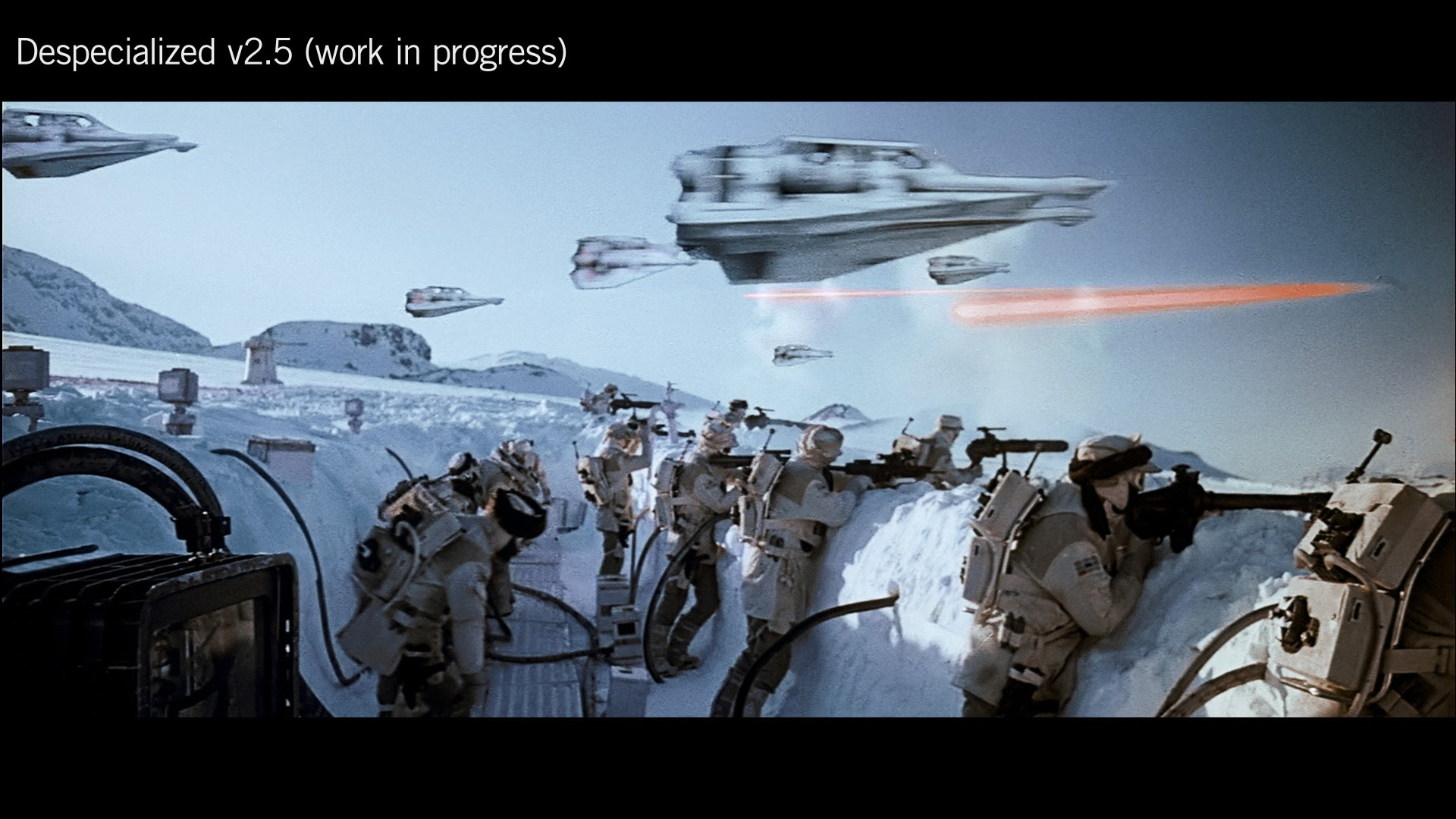 Star wars harmys despecialized edition download | Star Wars Trilogy