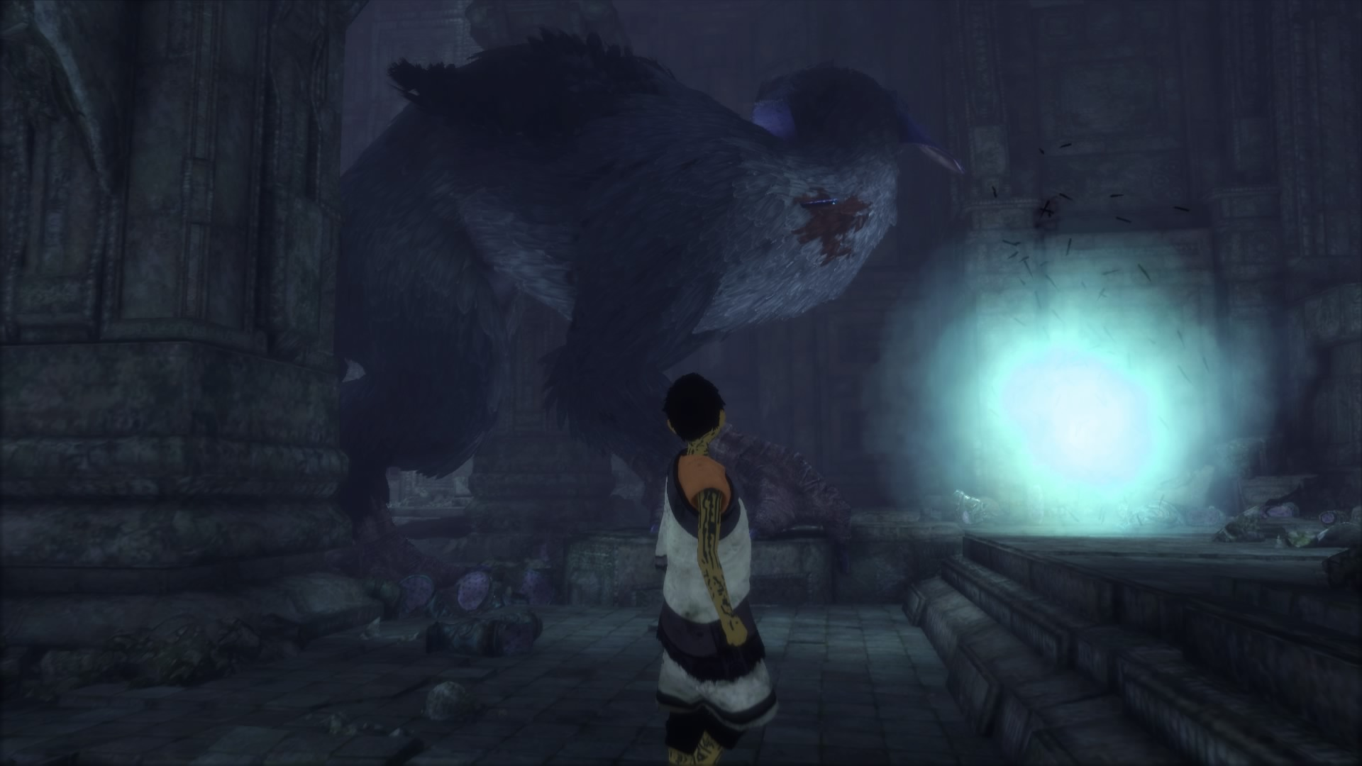 trico the last room - photo #25