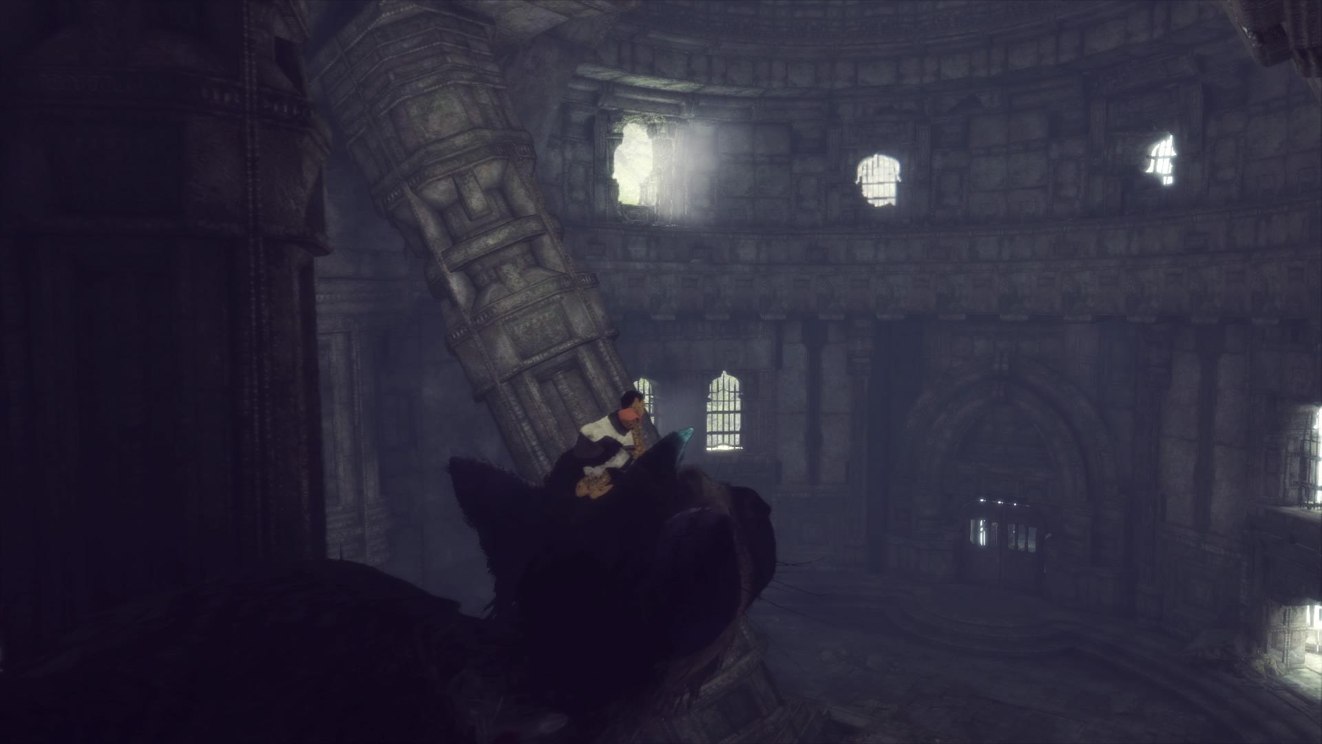 trico the last room - photo #18
