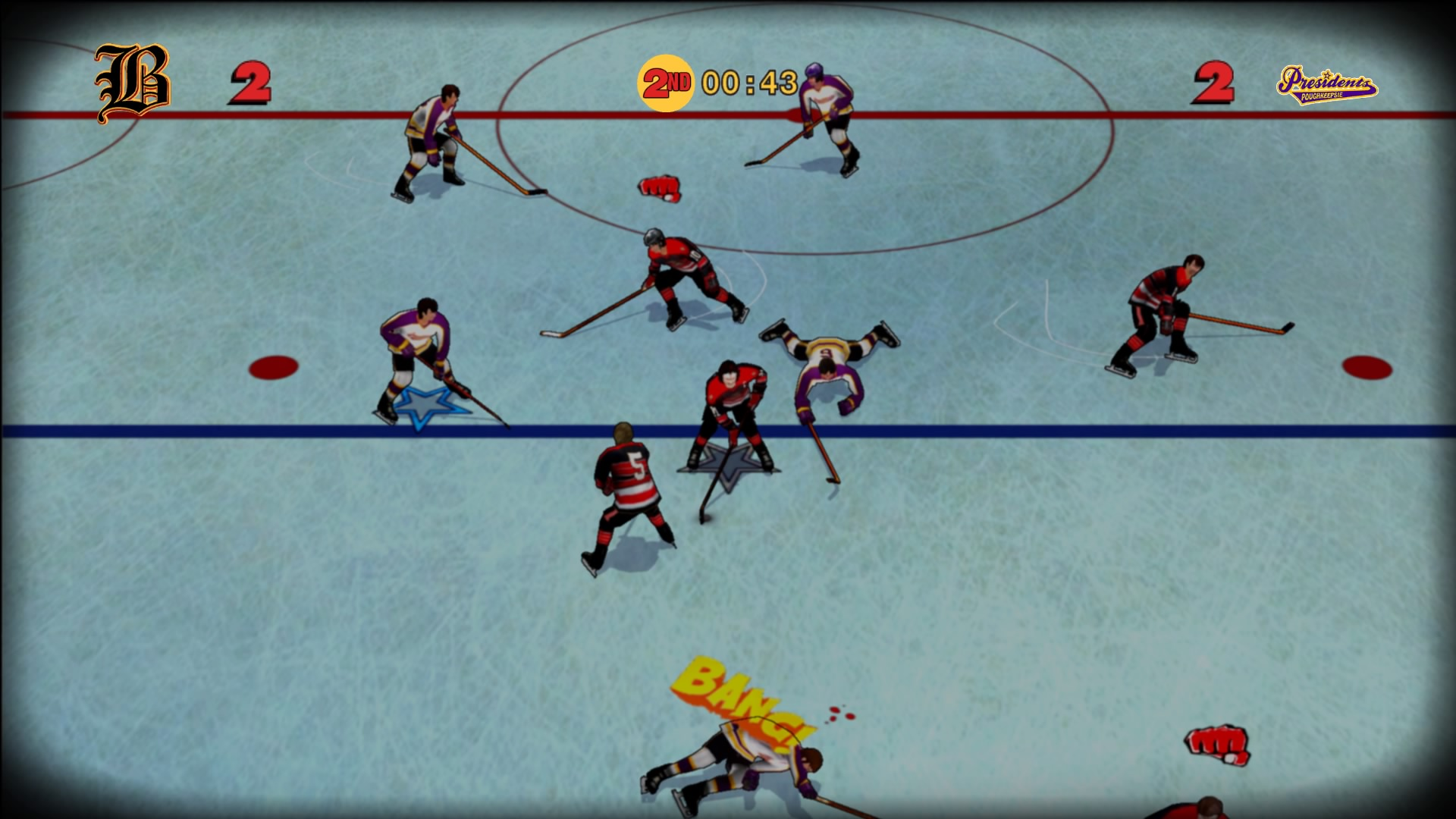 This Arcade Hockey Game Is Going Back To The Violent 1970s Polygon