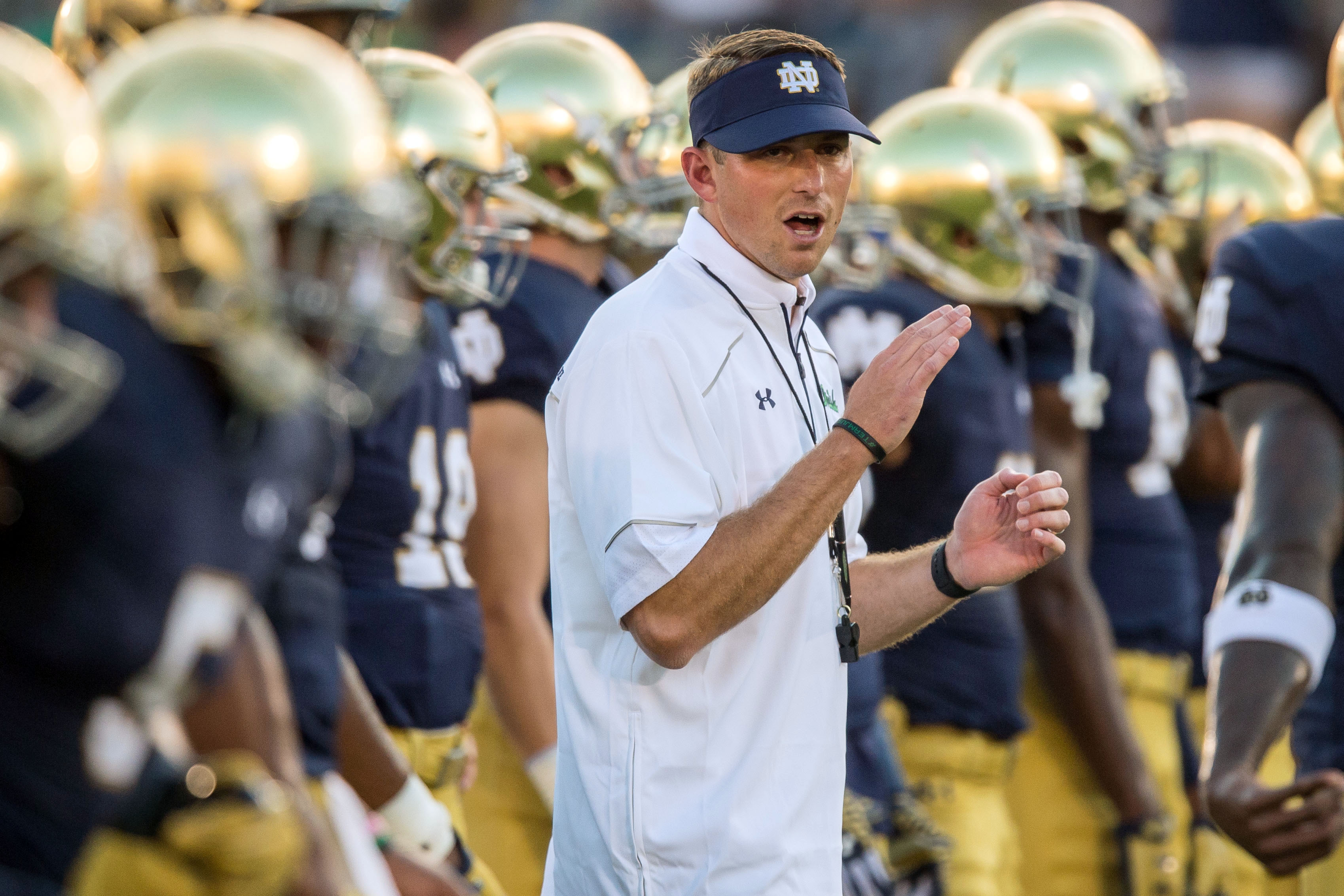Defining Moments in Notre Dame Football History             O     The Sports Bank
