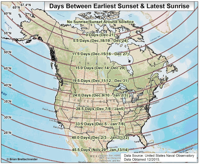 The winter solstice is wednesday 7 things to know about for What day is the shortest day of the year