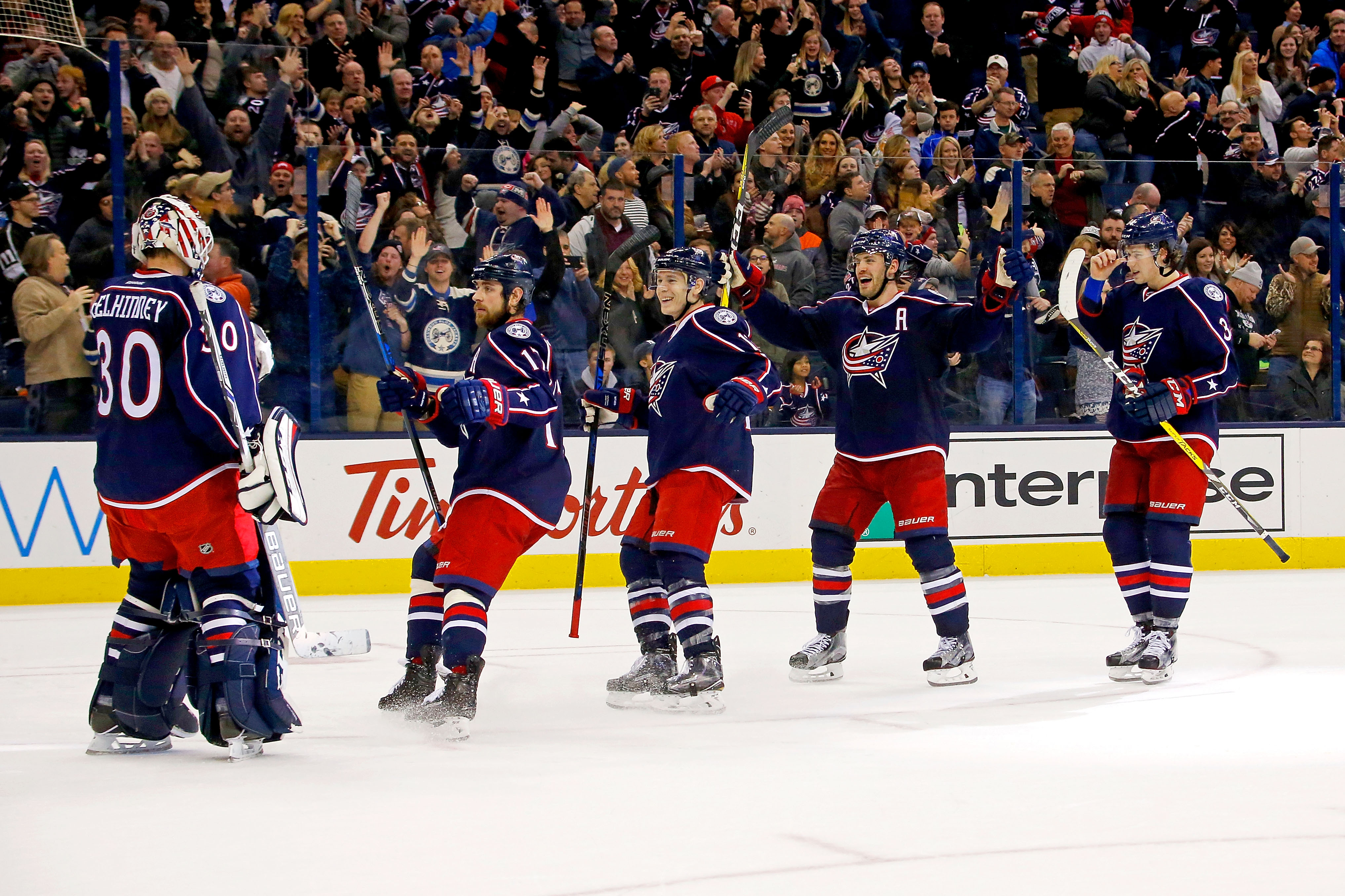 2016 NHL Year in Review: Penguins Blue Jackets lead a year of