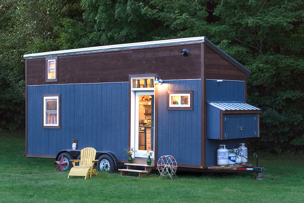 Cool Tiny Houses In 2016 More Tricked Out And Eco Friendly Curbed Largest Home Design Picture Inspirations Pitcheantrous