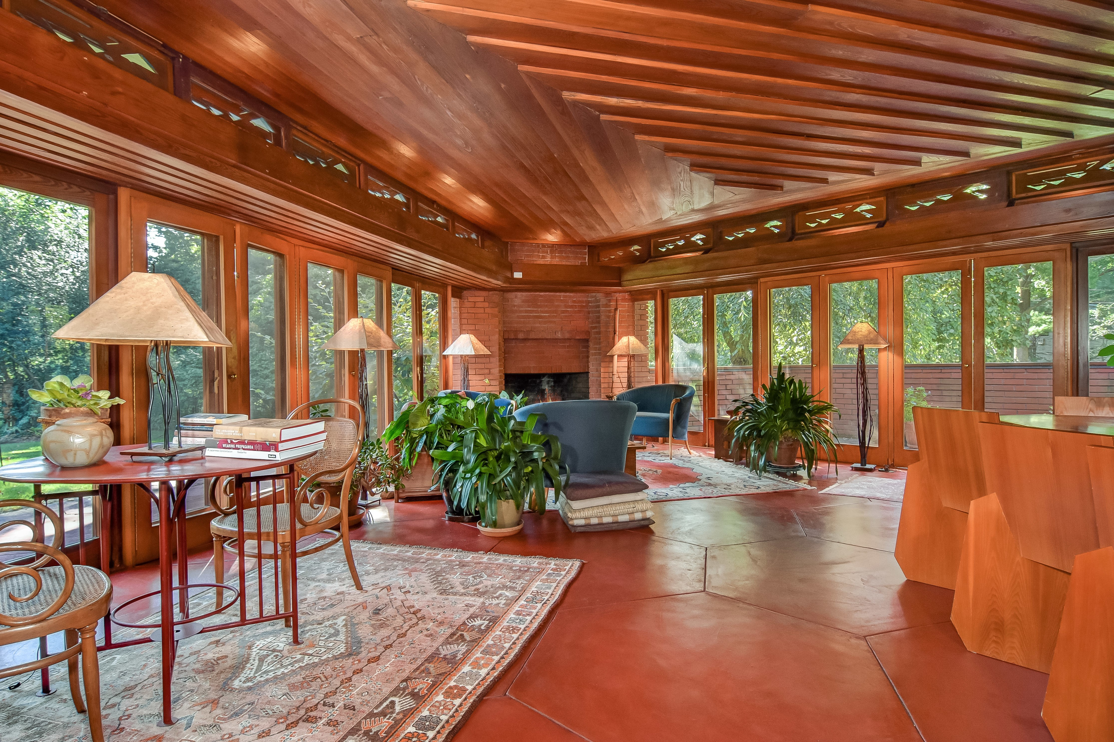 9 best frank lloyd wright homes for sale in 2016 curbed - Frank lloyd wright homes for sale ...
